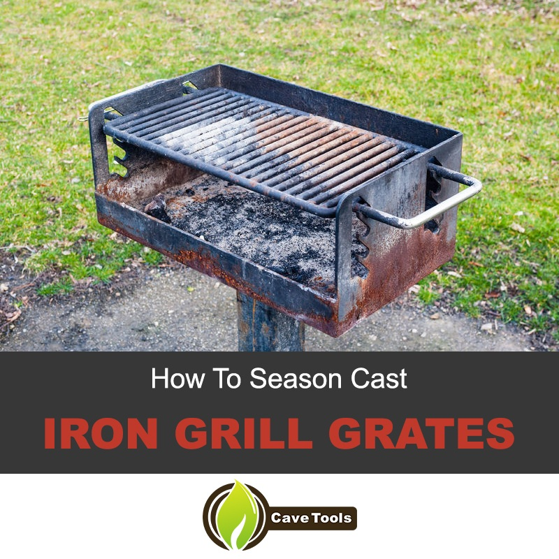 How To Season Cast Iron Grill Grates