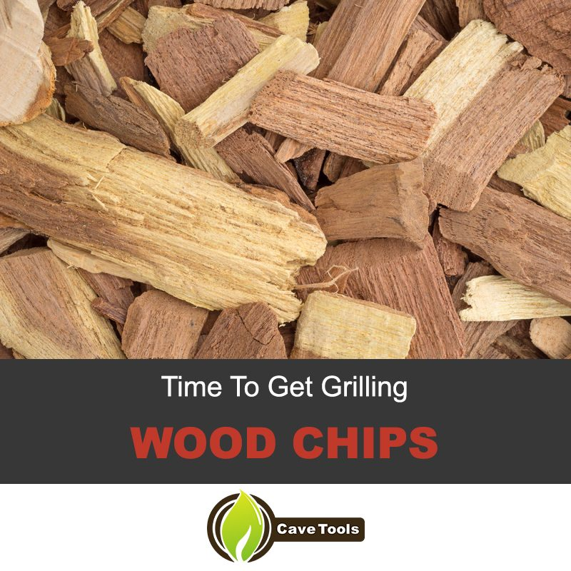 Time To Get Grilling Wood Chips