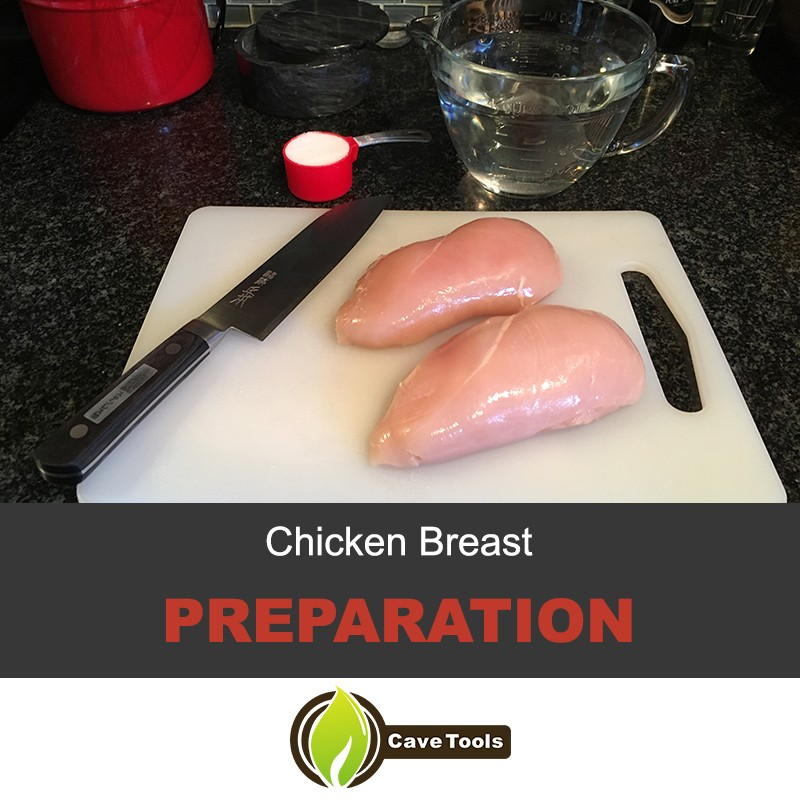 Chicken Breast Preparation