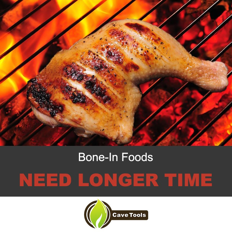 Bone In Food Need Longer Time