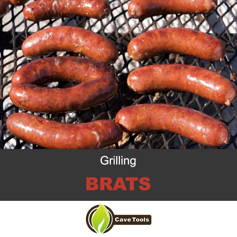 how to cook bratwurst on the stove without beer