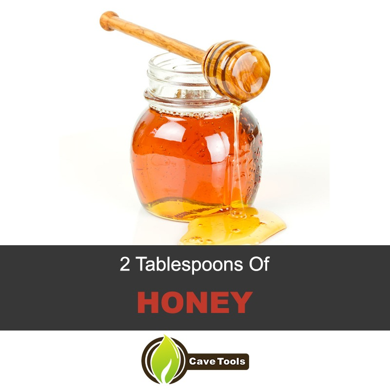 2 Tablespoons Of Honey