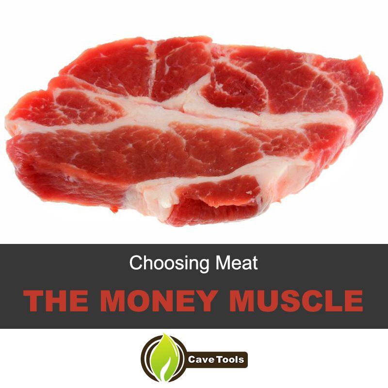 Choosing Meat The Money Muscle