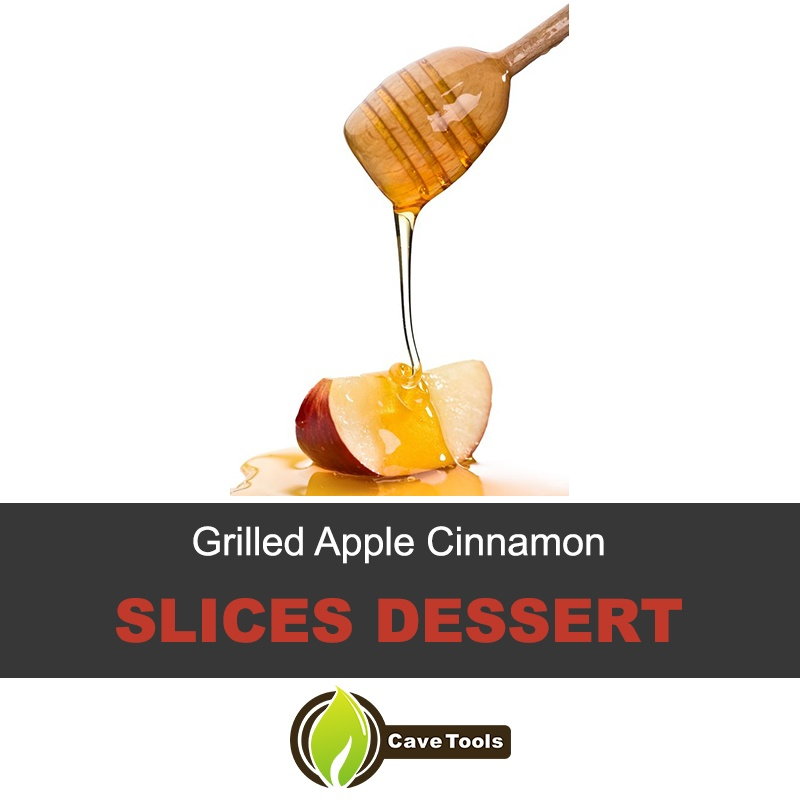 grilled-apple-cinnamon-slices-dessert