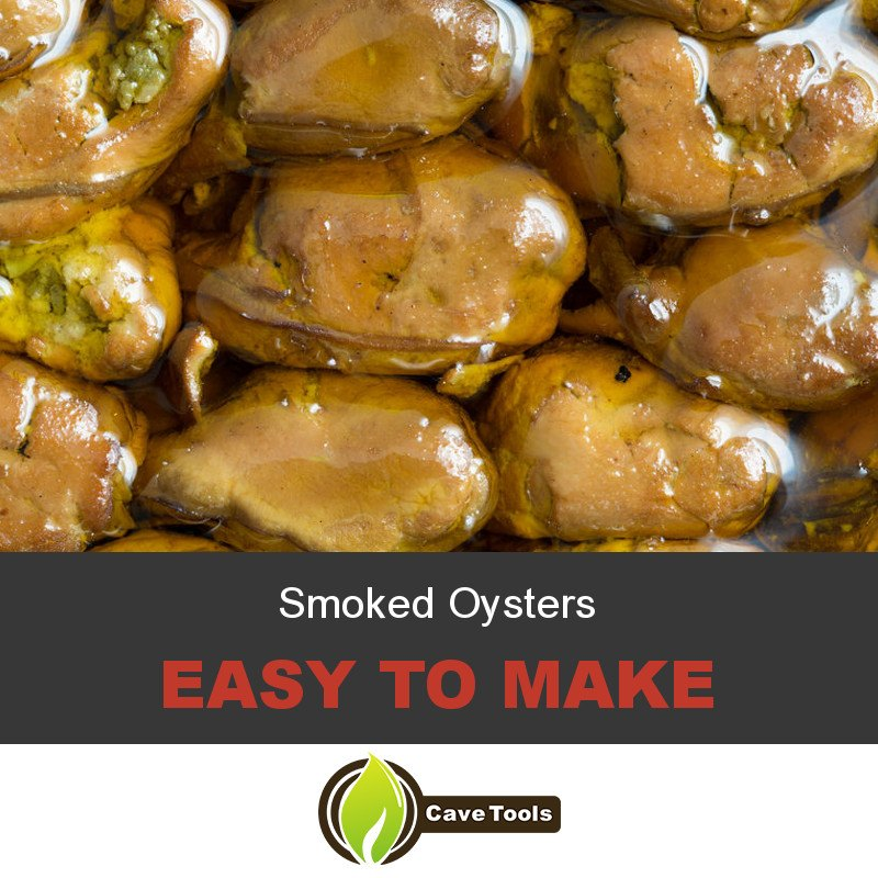 Smoked Oysters Easy to make