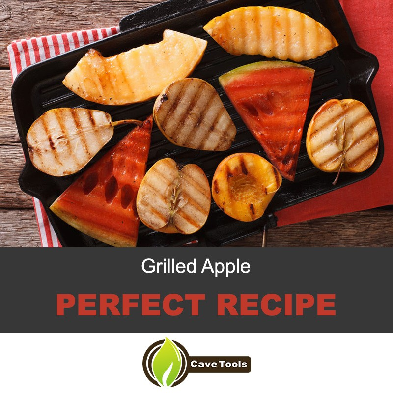 Grilled Apple Perfect Recipe