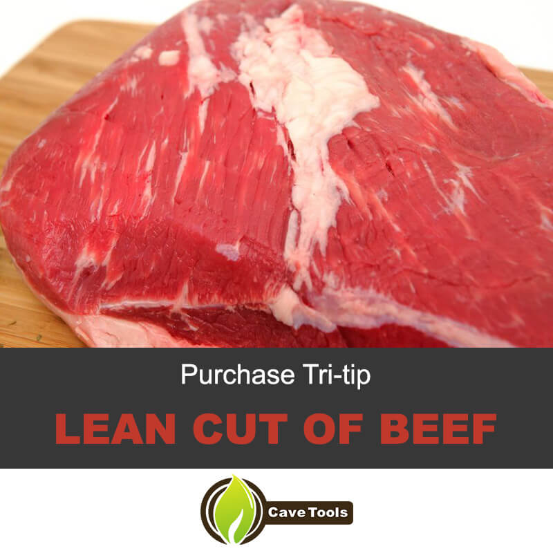 Purchase Tri Tip Lean Cut Of Beef