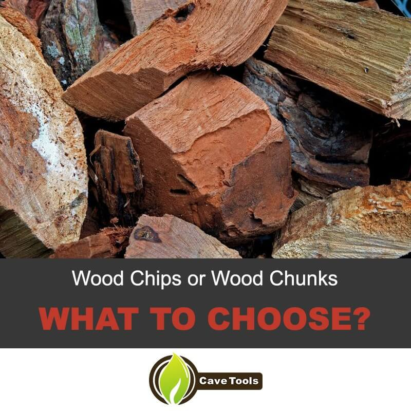 Wood Chips or Wood Chunks What To Choose