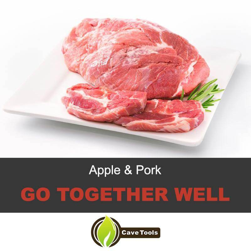 Apple & Pork Go Together Well