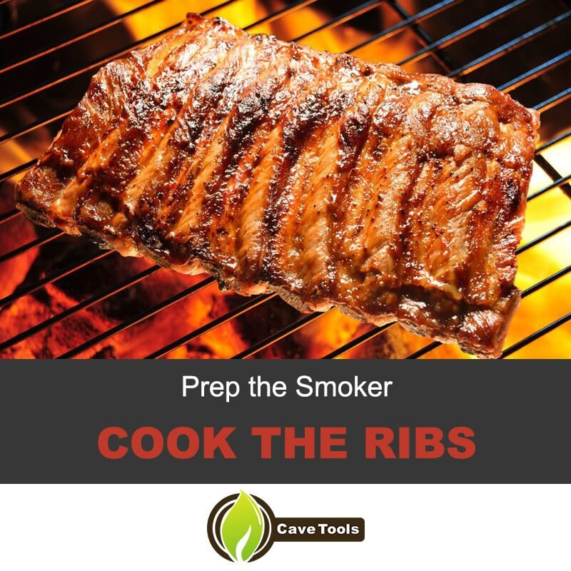 prep-the-smoker-cook-the-ribs