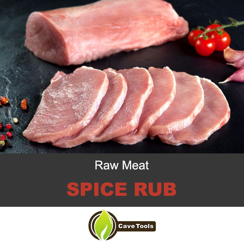 Raw Meat Spice Rub