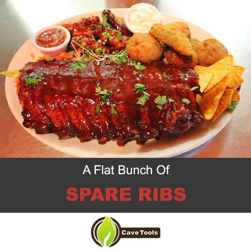 A Flat Bunch of Spare Ribs