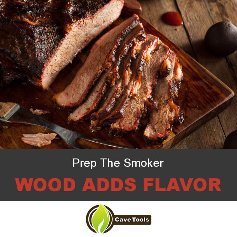 prep-the-smoker-wood-adds-flavor