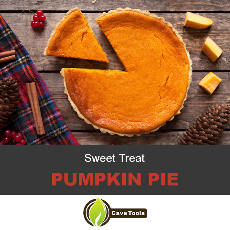 Sweet Treat Pumpkin Pie