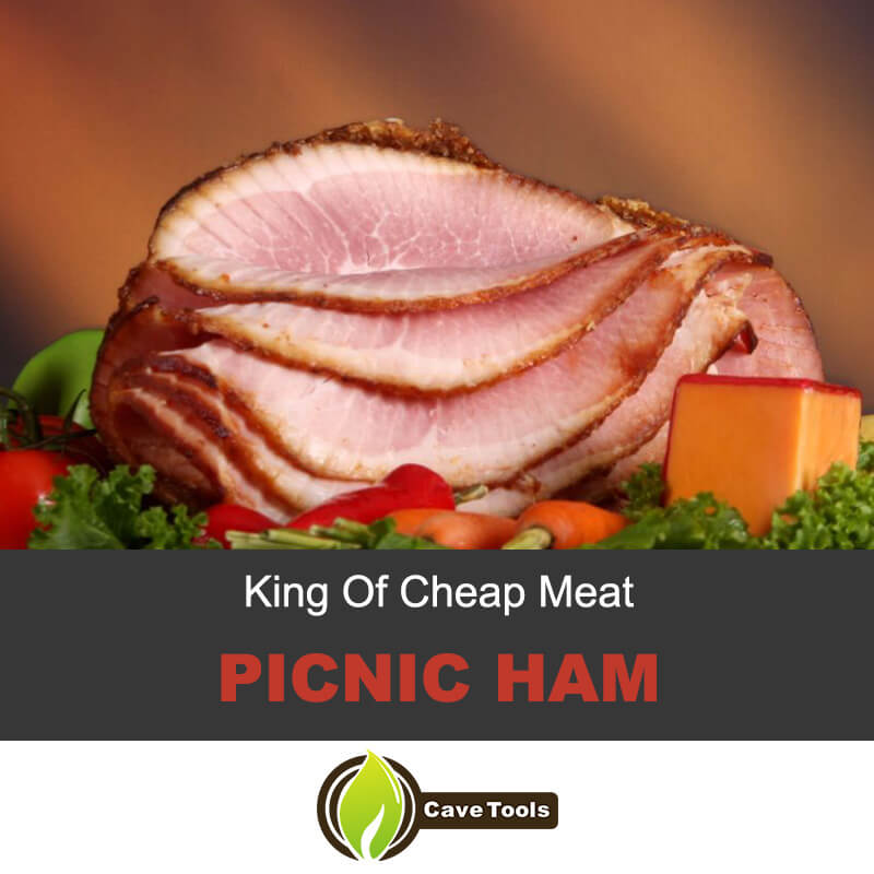 King of Cheap Meat Picnic HamKing of Cheap Meat Picnic Ham