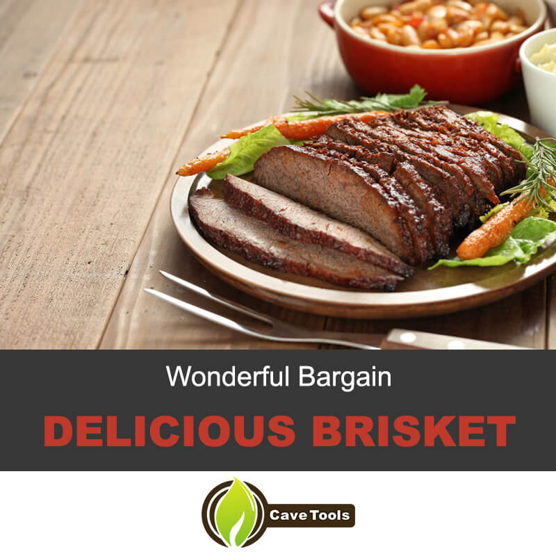 Wonderful Bargain Delicious Brisket
