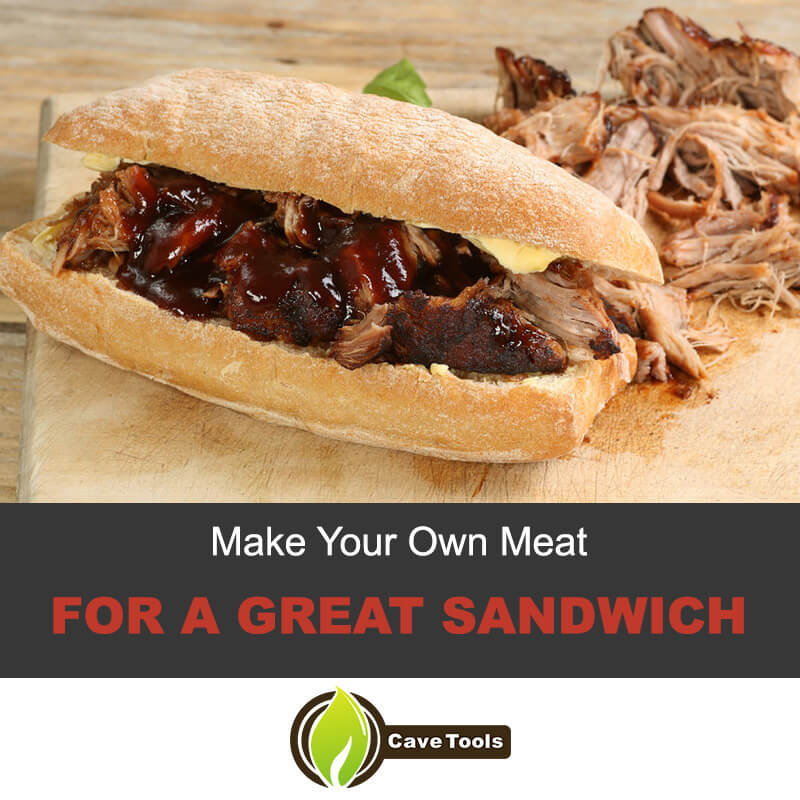 Make Your Own Meat For A Great Sandwich