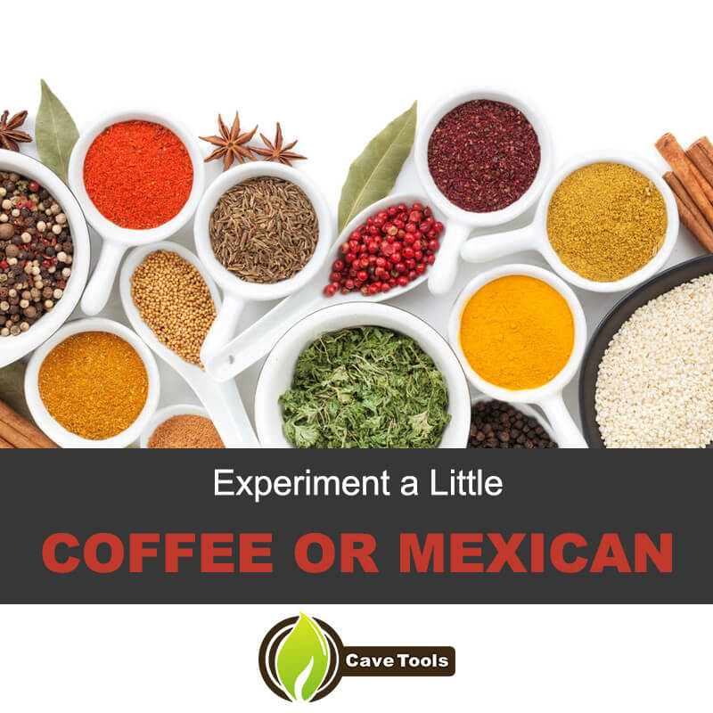 Experiment A Little Coffee Or Mexican