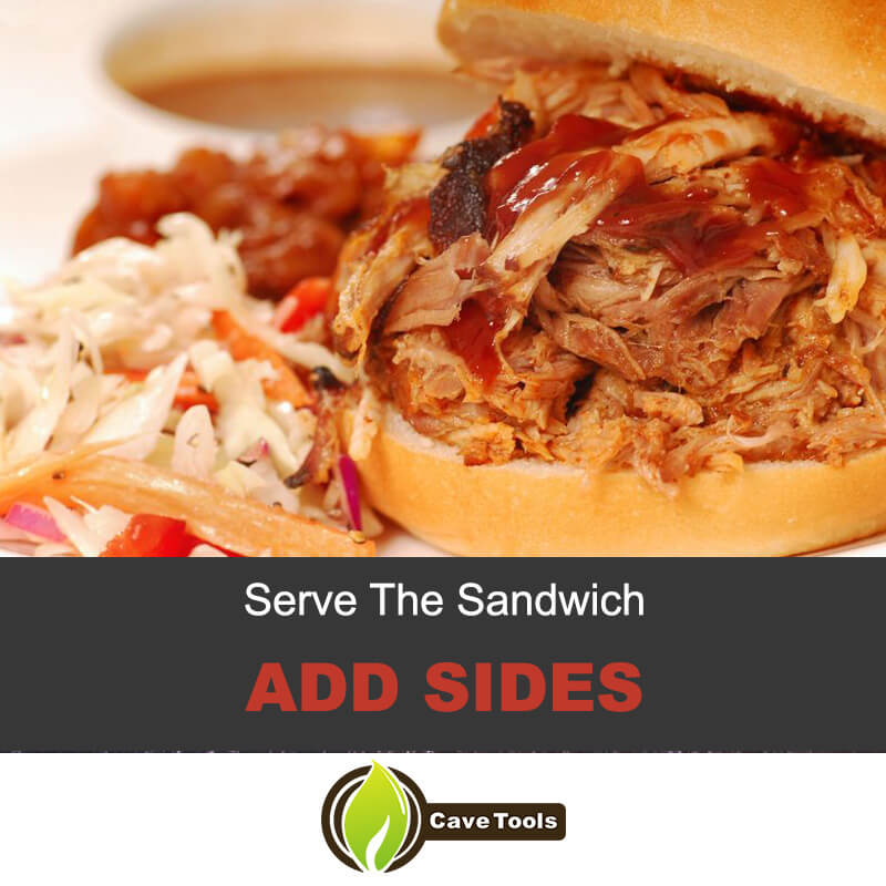 Serve The Sandwich Add Sides