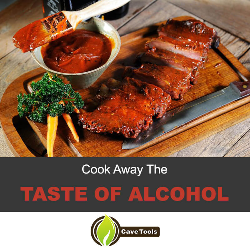 Cool Away The Taste of Alcohol