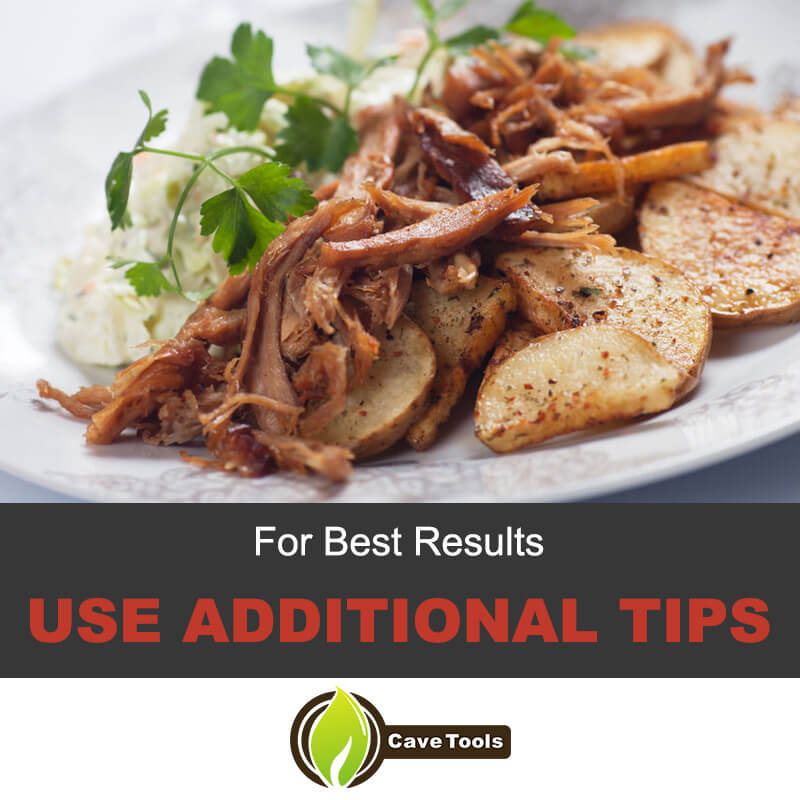 For Best Results Use Additional Tips