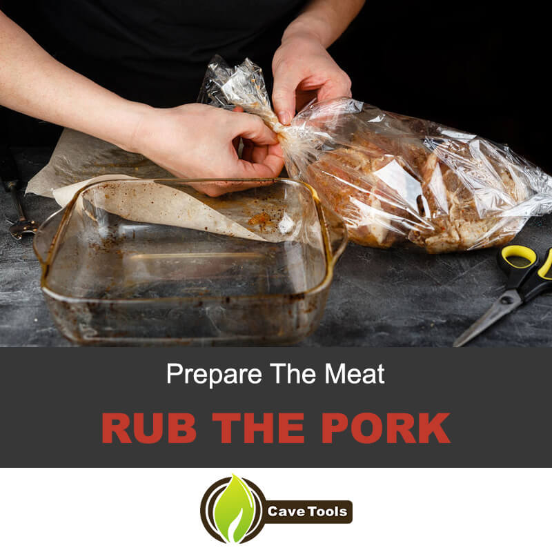 Prepare The Meat Rub The Porkat-rub-the-pork