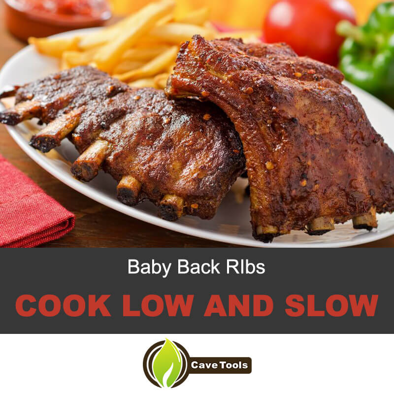 Baby Back Ribs Cook Low And Slow