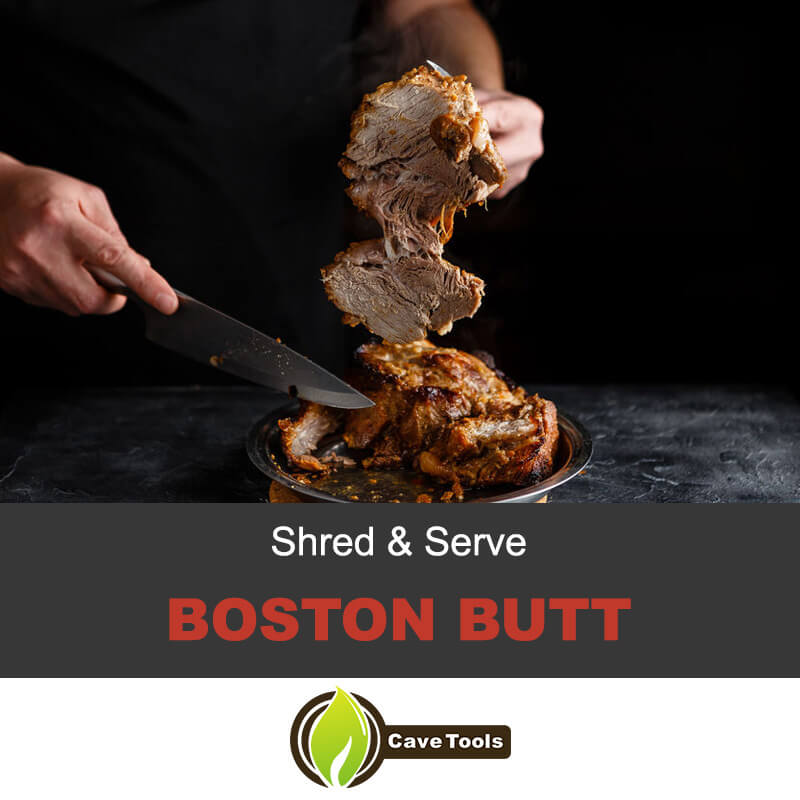 Shred & Serve Boston Butt