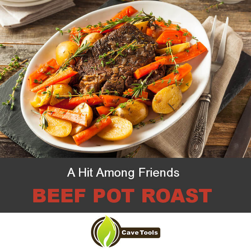 A Hit Among Friends Beef Pot Roast
