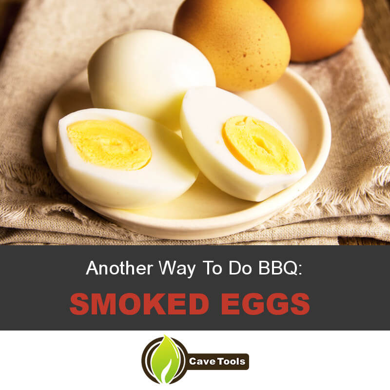 Another Way To Do BBQ Smoked Eggs