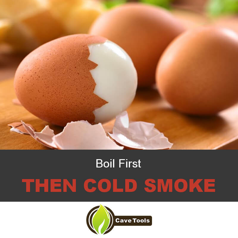 Boil First Then Cold Smoke