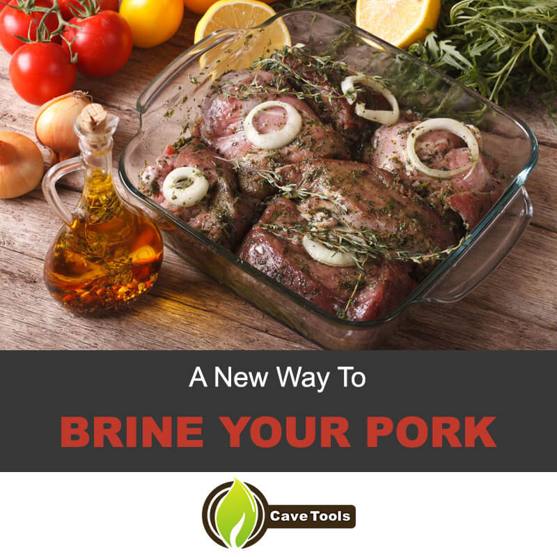 A nw way to brin your pork