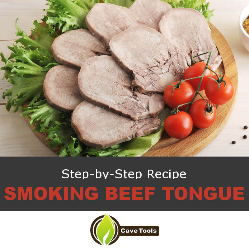 Step-by-Step Recipe Smoking Beef Tongue