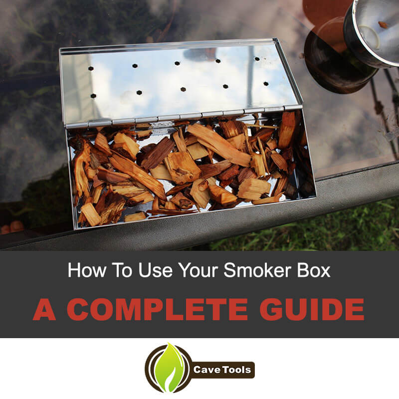 How to use your smoker box