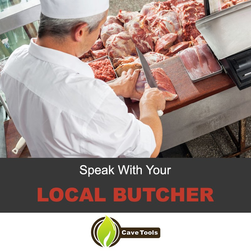 Speak With Your Local Butcher