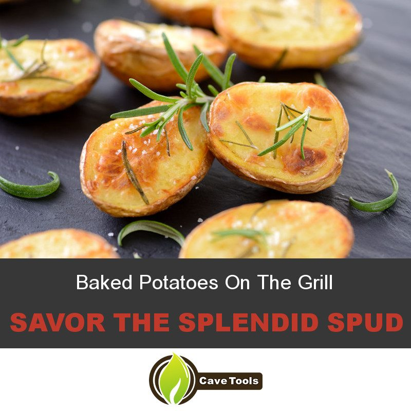 Baked Potatoes On The Grill Savor the Splendid Spud