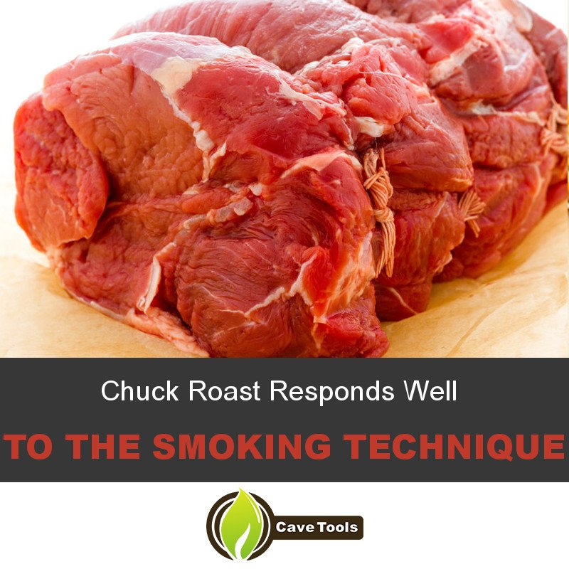 Chuck Roast Responds Well To The Smoking Technique
