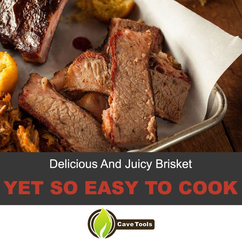 Delicious And Juicy Brisket Yet So Easy To Cook