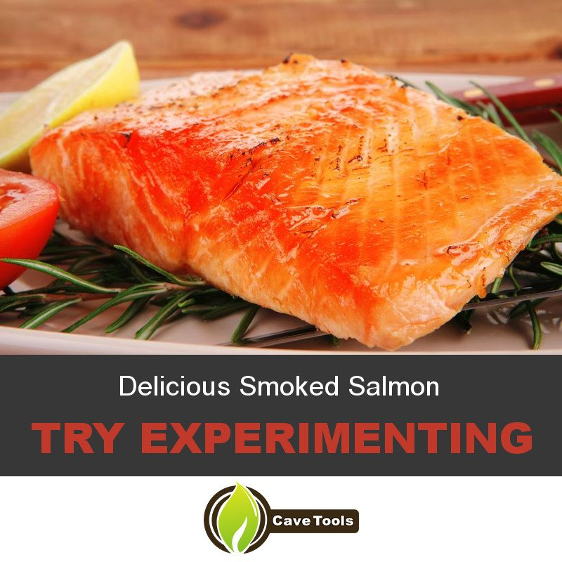 Delicious Smoked Salmon Try Experimenting