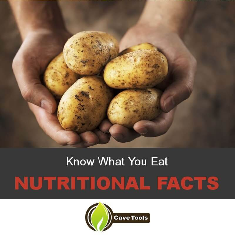 Know What You Eat Nutritional Facts