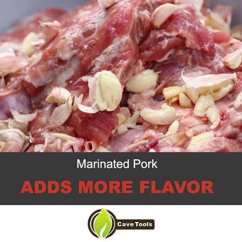 Marinated Pork Adds More Flavor