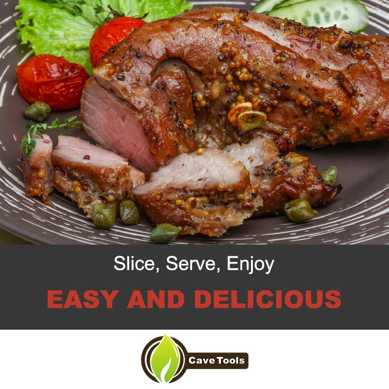 Slice Serve Enjoy Easy And Delicious
