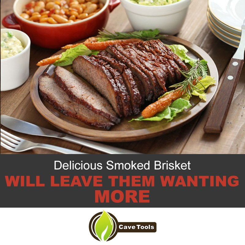 Delicious Smoked Brisket Will Leave Them Wanting More