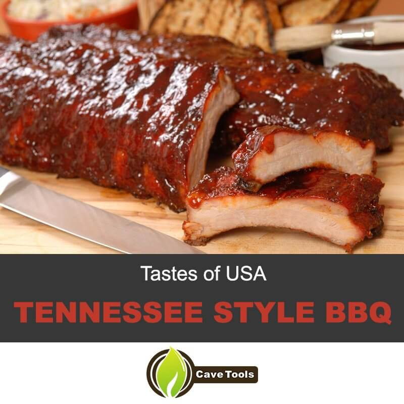 Tastes Of USA Tennessee Style BBQ