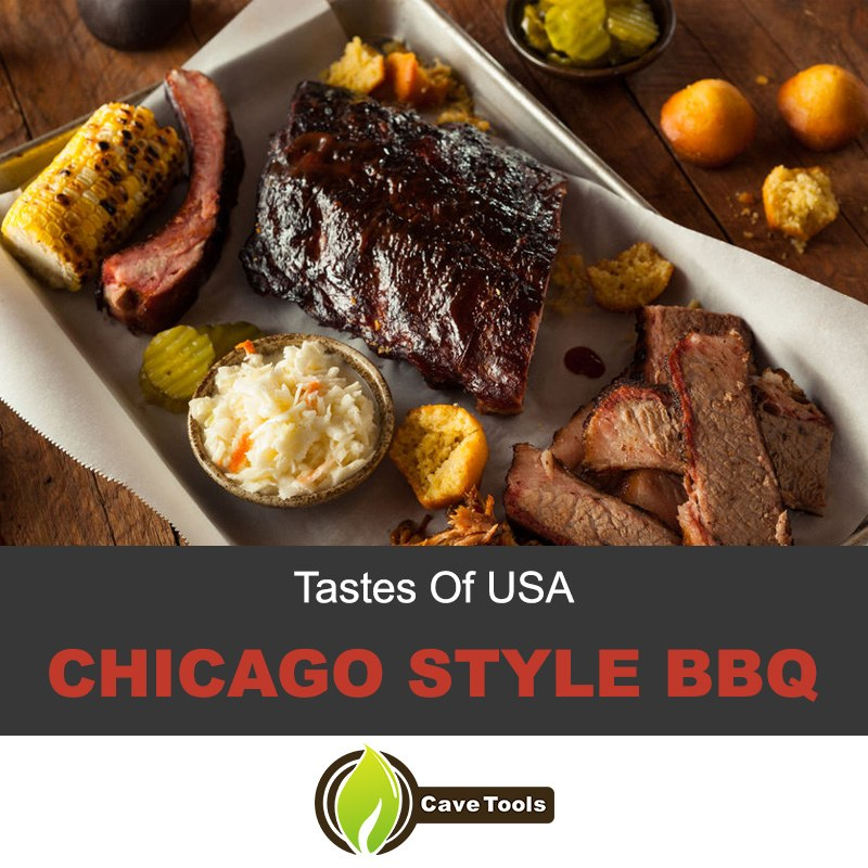 Tastes Of USA Chicago Style BBQ