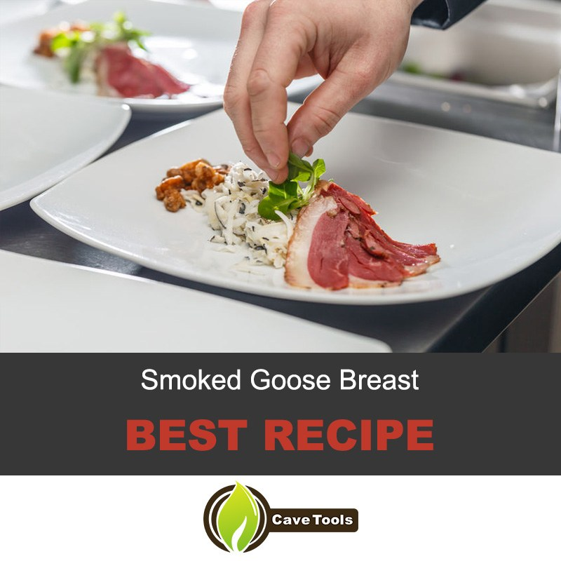Smoked Goose Breast Best Recipe