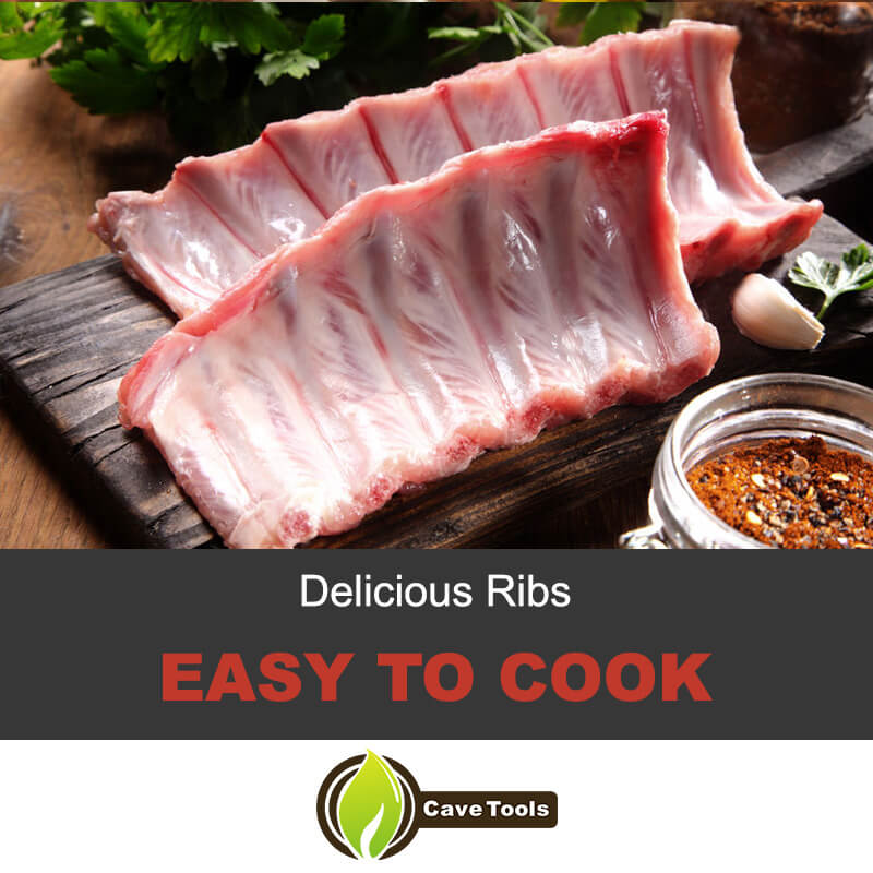Delicious Ribs Easy To Cook