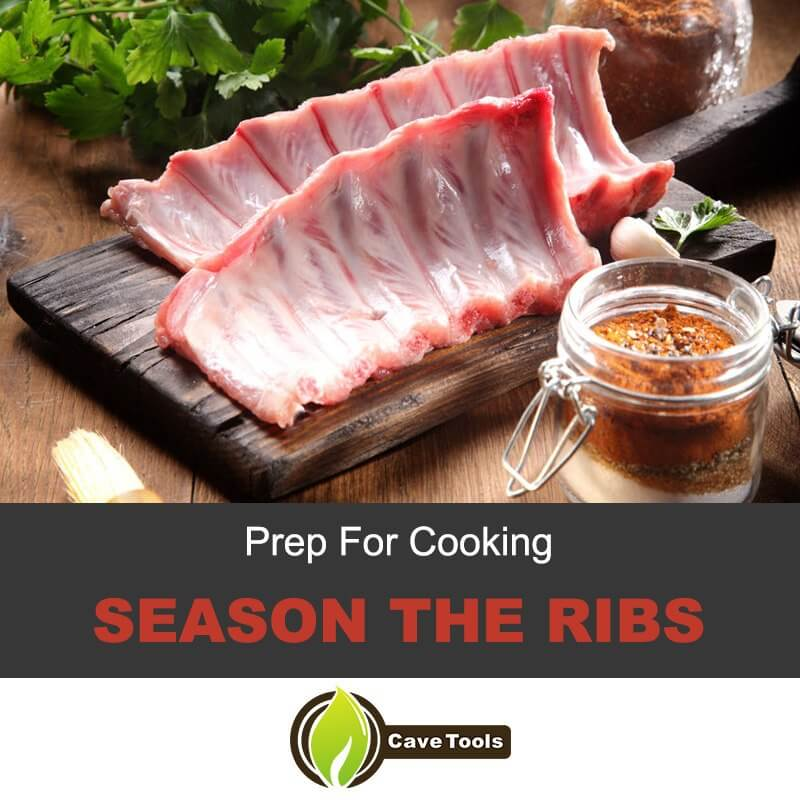 Prep For Cooking Season The Ribs