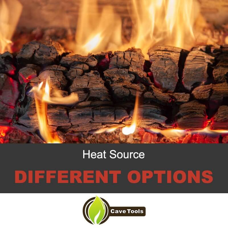 Heat Source Different Options