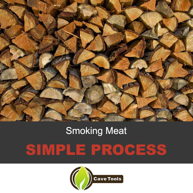 Smoking Meat Simple Process
